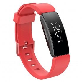 Sport Armband till FITBIT Inspire / Inspire HR - Röd
