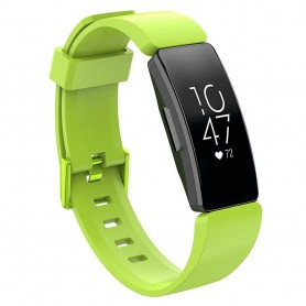 Sport Armband till FITBIT Inspire / Inspire HR - Lime