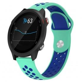 EBN Sport Armband GARMIN Forerunner 245/245M - Mint/blå