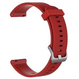 Sport Armband silikon GARMIN Forerunner 245/245M - Röd