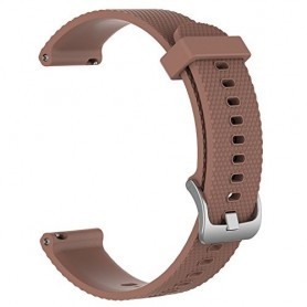 Sport Armband silikon GARMIN Forerunner 245/245M - Brun
