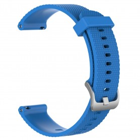 Sport Armband silikon GARMIN Forerunner 245/245M - Blå