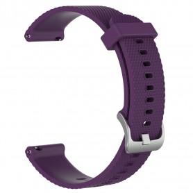Sport Armband silikon GARMIN Forerunner 245/245M - Lila
