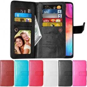 DoubleFlip Wallet Case 9-card Sony Xperia XA3 Ultra (I4213)