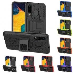 Stöttåligt mobilskal med ställ Samsung Galaxy A30 (SM-A305F)