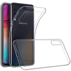 Silikon skal transparent Samsung Galaxy A70 (SM-A705F)