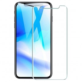"3D Curved glas skärmskydd Apple iPhone XIR 6.1"" 2019"