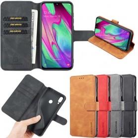 DG-Ming mobilplånbok 3-kort Samsung Galaxy A50 (SM-A505F)