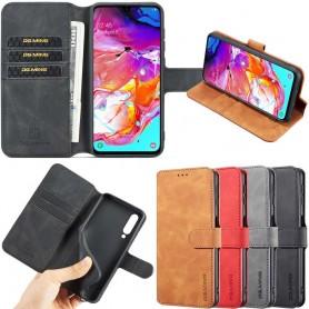 DG-Ming mobilplånbok 3-kort Samsung Galaxy A70 (SM-A705F)