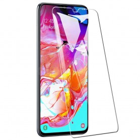 3D Curved glas skärmskydd Samsung Galaxy A70 (SM-A705F)