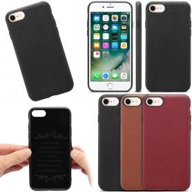 "Denior Läderskal med kortplatser Apple iPhone XR (6.1"")"