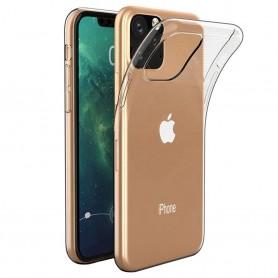 Silikon skal transparent Apple iPhone XI Max 2019