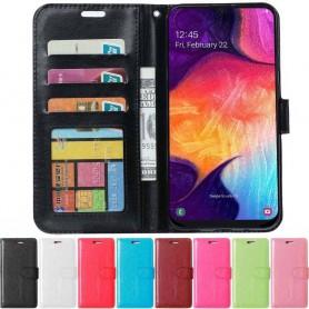 Mobilplånbok 3-kort Samsung Galaxy A50 mobilskal fodral caseonline