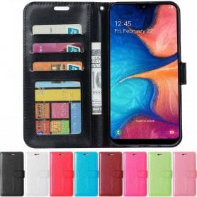 Mobilplånbok 3-kort Samsung Galaxy A20e (SM-A202F)