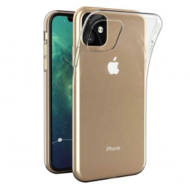 Silikon skal transparent Apple iPhone XIR 2019