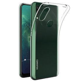 Silikon skal transparent Huawei P Smart Z (STK-LX1) mobilskal