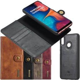 Mobilplånbok Magnetisk DG Ming Samsung Galaxy A30 (SM-A305F)