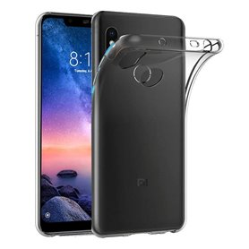 "Silikon skal transparent Xiaomi Mi A2 Lite (5.84"")"