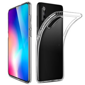 "Silikon skal transparent Xiaomi Mi 9 (6.39"")"