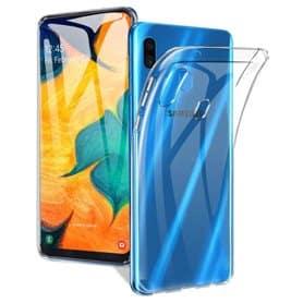 Silikon skal transparent Samsung Galaxy A10 (SM-A105F)