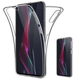 360 heltäckande silikon skal Samsung Galaxy A30 (SM-A305F)