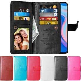 Dubbelflip Flexi 9-kort Huawei P Smart Z (STK-LX1)