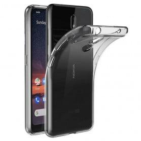 Silikon skal transparent Nokia 3.2 (TA-1161)