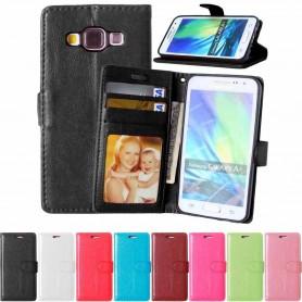 Mobilplånbok 3-kort Samsung Galaxy A3 2015 (SM-A300F)