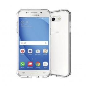 Shockproof silikon skal Samsung Galaxy J3 Emerge