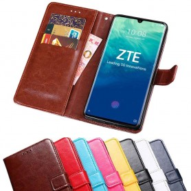 "Mobilplånbok 3-kort ZTE Axon 10 Pro (6.47"")"