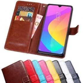 """Mobilplånbok 3-kort Xiaomi Mi A3 (6.01"""")"""