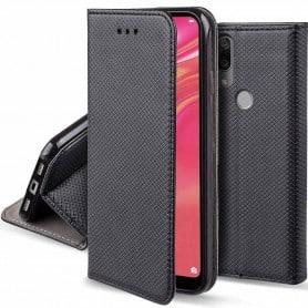 Moozy Smart Magnet FlipCase Huawei Y7 2019 (DUB-LX1)