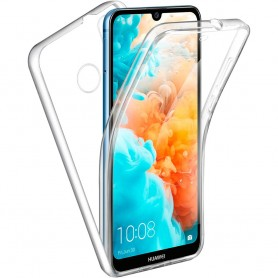 360 heltäckande silikon skal Huawei Y7 2019 (DUB-LX1)