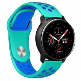 EBN Armband Samsung Galaxy Watch Active 2 - Mint/blå