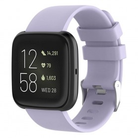 Sport Armband till Fitbit Versa 2 - Lavender