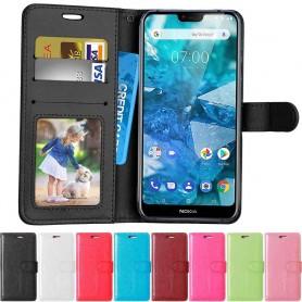 Mobilplånbok 3-kort Nokia...