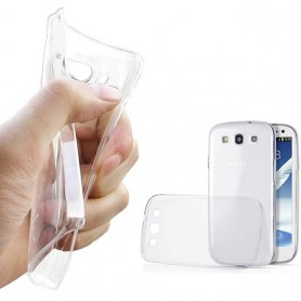 Galaxy S3 silikon skal transparent