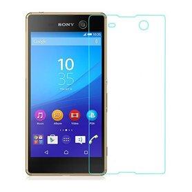 XS Premium skärmskydd härdat glas Sony Xperia M5