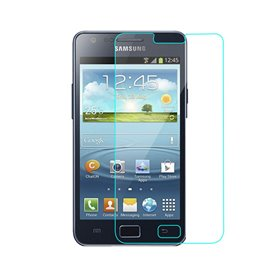 XS Premium skärmskydd härdat glas Galaxy S2