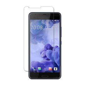 Skärmskydd av härdat glas HTC U Ultra mobil displayskydd