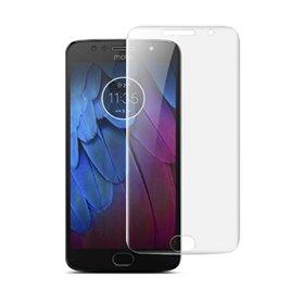 Skärmskydd PET Motorola Moto G5S displayskydd film mobilskydd