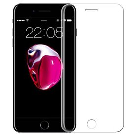 4D Curved glas skärmskydd Apple iPhone 7 heltäckande displayskydd