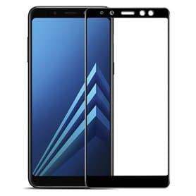 3D Curved glas skärmskydd Samsung Galaxy A8 Plus 2018 SM-G730F displayskydd