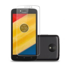 Motorola Moto C Plus Skärmskydd av härdat glas