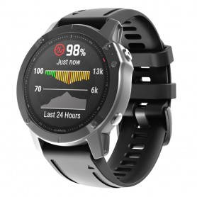 Sport Armband Garmin Fenix 6S - Svart