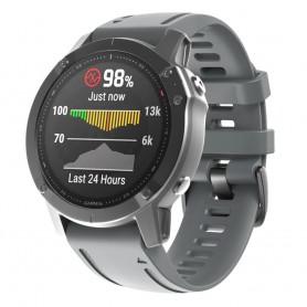 Sport Armband Garmin Fenix 6S - Grå