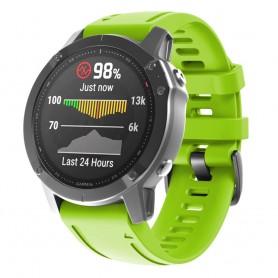 Sport Armband Garmin Fenix 6S - Lime