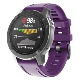 Sport Armband Garmin Fenix 6S - Lila