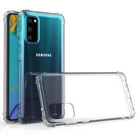 Shockproof silikon skal Samsung Galaxy S20 (SM-G981F)