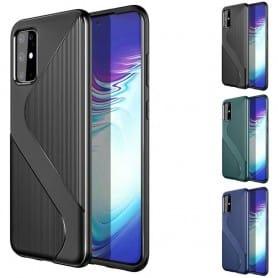 S-Case silikon skal Samsung Galaxy S20 Plus (SM-G986F)